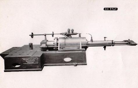 30 ton Pipe Bender, c.1923
