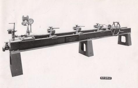 Hydraulic Pipe Tester, c.1926