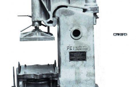 F E 1  Moulding Machine, O/No. 7252, c.1935