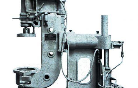 T2 Moulding Machine, including swivel arrangement, O/No. 7347, c.1935