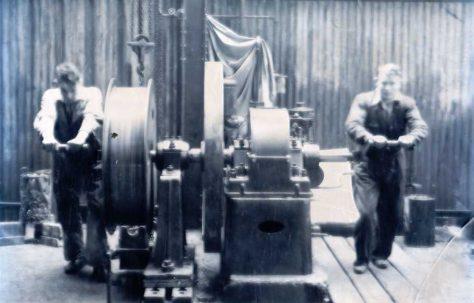 22 BHP cold-start (CS) Oil Engine, c.1936