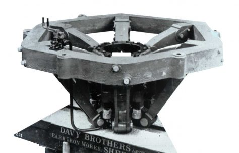 Copy of 'Davy' Toggle Shell Bander, c.1936