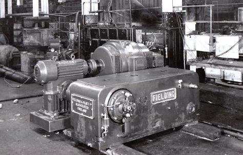 Arrangement of H5 Pump with Radicon drive, O/No. 9472, c.1941