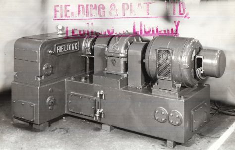 H3 Pump with Helical Drive Unit, O/No. 9889, c.1942