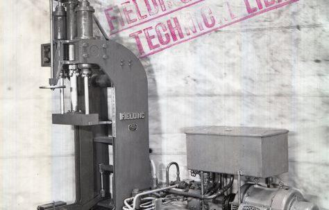 20 ton Spring Scragging & Testing Machine, c.1943