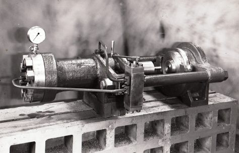 40 & 50 ton Die Ejecting presses, O/No. 9730/31, c.1941