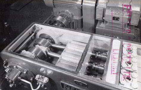 H5 Hydraulic Pump, O/No. 4562, c.1943