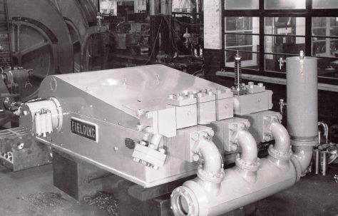 H8 Hydraulic Pump, Serial No. U99, O/No. 4890, c.1944