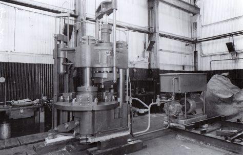 170 ton Salt Lick Press, O/No. 4976, c.1944
