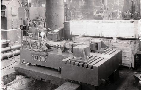 60 ton Pipe Bender, O/No. 5079, c.1945