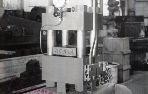 180 ton Four Column Upstroking Press, O/No. 5225, c.1945