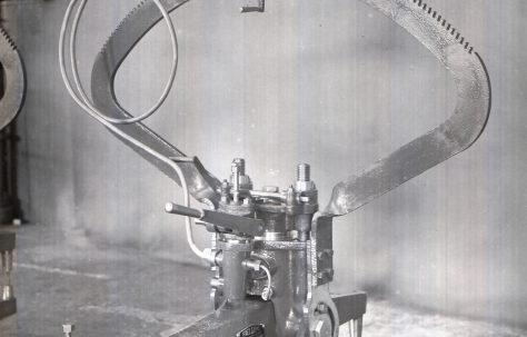12 ton 'B' type Rivetter, O/No. 6278, c.1945