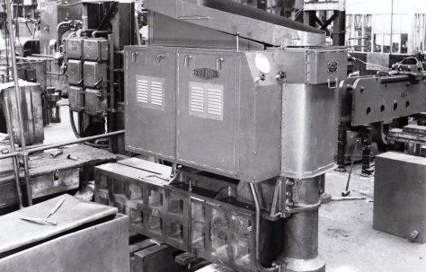 85 ton Slug Press, O/No. 5244, c.1944