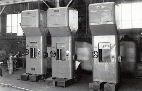 75 ton Deep Drawing Presses, O/No. 5485, c.1946