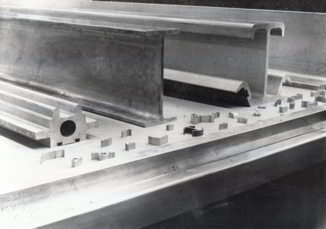 Extruded Aluminium Sections, c 1948 | 1940s | Fielding and