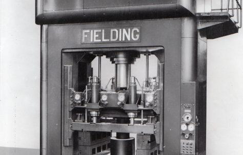300 ton Triple-Action Deep Drawing Press, O/No. 5519, c.1946