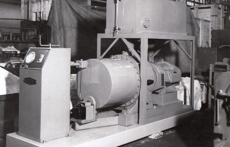 B2 Variable Delivery Pump, O/No. 5751, c.1947