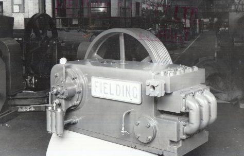 H3 Hydraulic Pump with Oil Strainer, c.1948