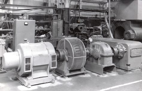 H5 Pump with Heenan and Froude Dynamic Coupling, O/No. 6524, c.1950