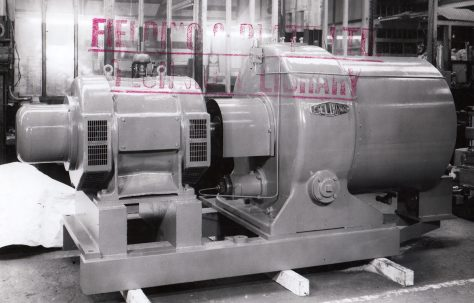 Type 'C2' Variable Delivery Radial Pump, c.1950