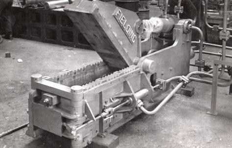 Type SCB1 Scrap Metal Baler, O/No. 6842, c.1951
