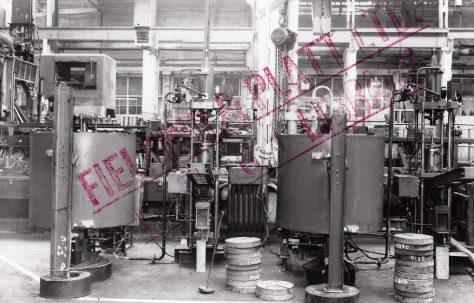 Four-Column Testing Presses, O/No. 4310, c.1952