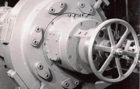 Type B1 Variable Delivery Radial Pump, c.1950