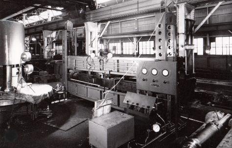 Beam Testing Apparatus, O/No. 4660, c.1953