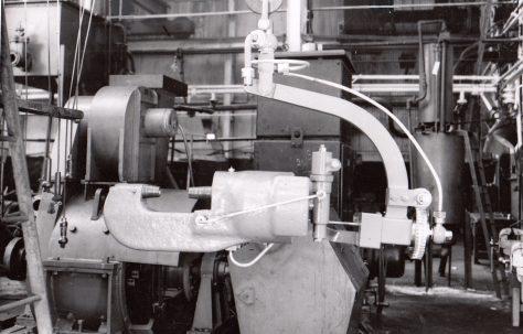 Small Pneumatic Rivetter, c.1954