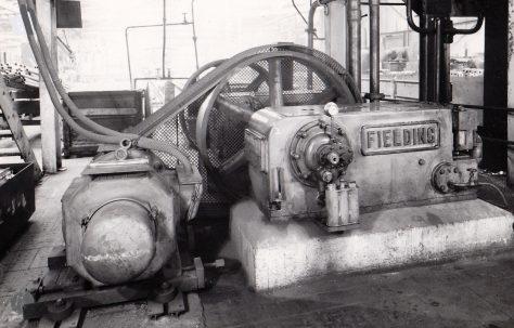 H3 Hydraulic Pumps, view taken in 1954, O/No. 6306, c.1949
