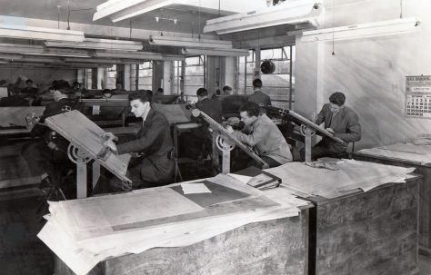 Apprentices at Work