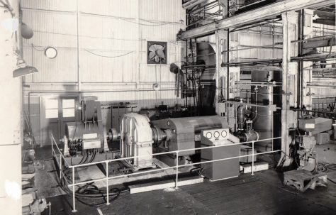 Photographs of Hydraulic No.2 Fitting Shop