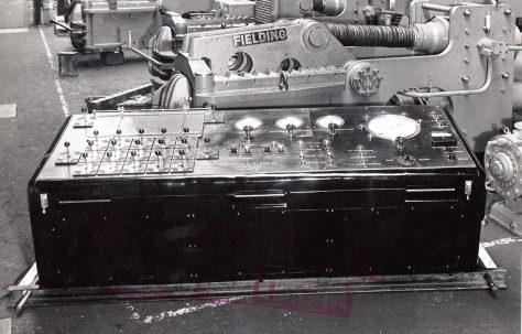 4500 ton Heavy Flanging & Dishing Press, O/No. 6260, c.1955
