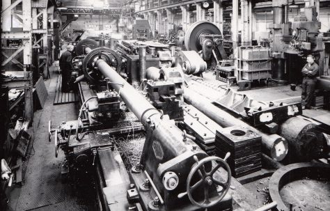Photograph of Hydraulic No.1 Heavy Machine Shop