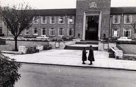 Concrete Slabs and Kerbs around Gloucester, c.1960, 1962 & 1972