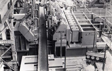 700 ton Gag Press, O/No. 60620, c.1960