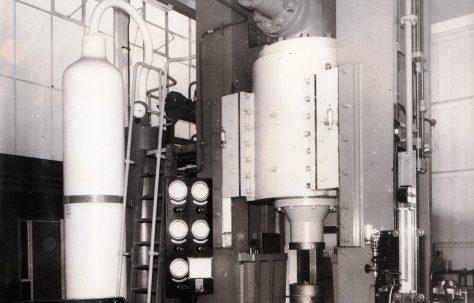 1000 ton Experimental Press, view taken on site, O/No. 59320, c.1960