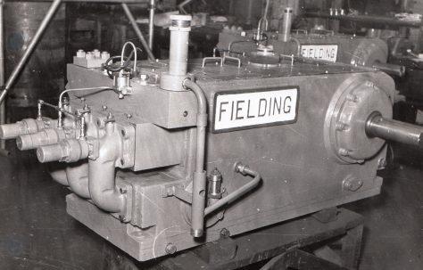 H3 Hydraulic Pump, with Suction Trip Gear, c.1962