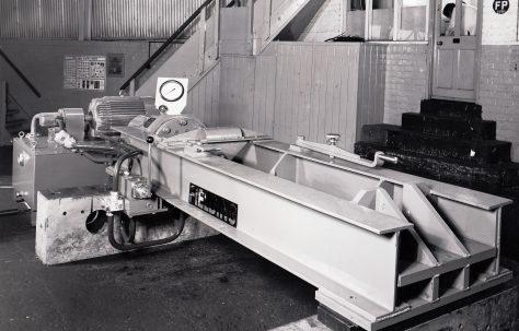 75 ton Ingot Stripper, O/No. 65460, c.1964