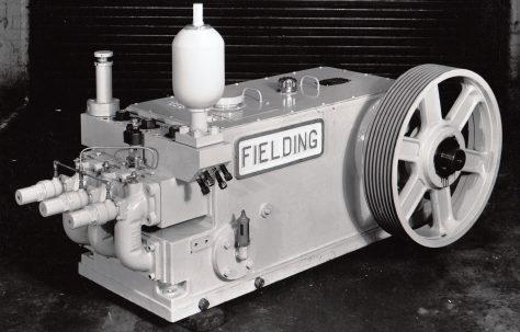 H3 Hydraulic Pump, with Suction Trip Gear, c.1972