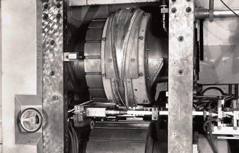 Redman Wedge Roll Machine, c.1973