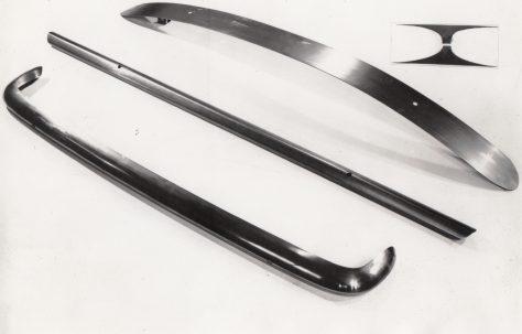 The Redman Bumper Bar manufacturing sequence