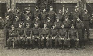 Fielding and Platt Home Guard, 1944   T A Williams