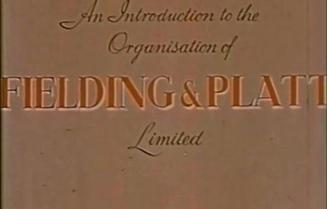 What was Fielding & Platt Ltd?