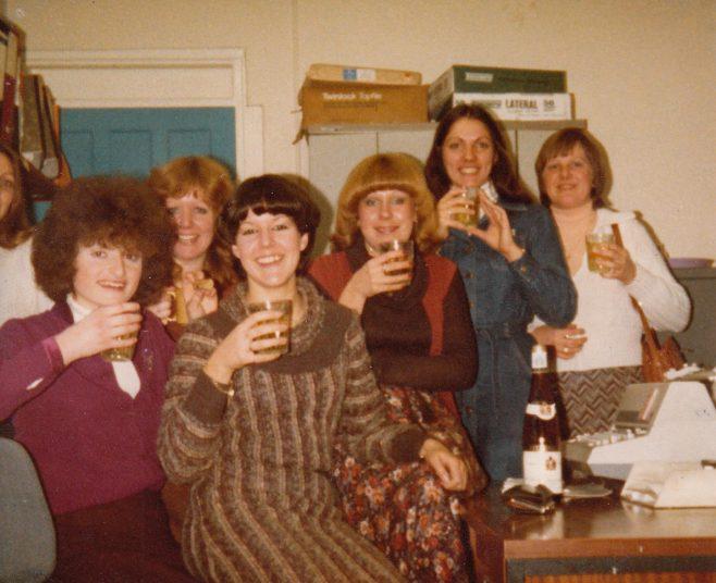 Anne Martin recalls a