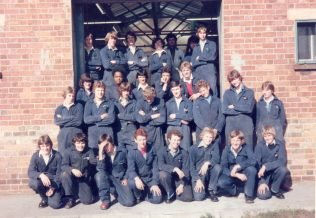 1978 Intake. Nigel, front row 2nd from the right. Martin Brown, Front row first from the left. Philip Barnard,2nd row from front 3rd from the right.Les Ashton,2nd row from front 3rd from the left.Andrew Cook, 3rd row from front first from the right.