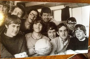 1969 Apprentice photo | Kindly provided by John Smurthwaite