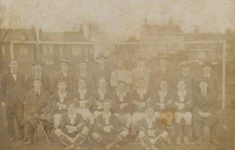 Atlas Works Athletics Club, 1917-1918