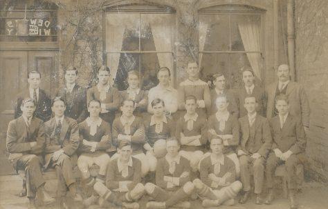 Atlas Works Athletic Club, 1919-1920