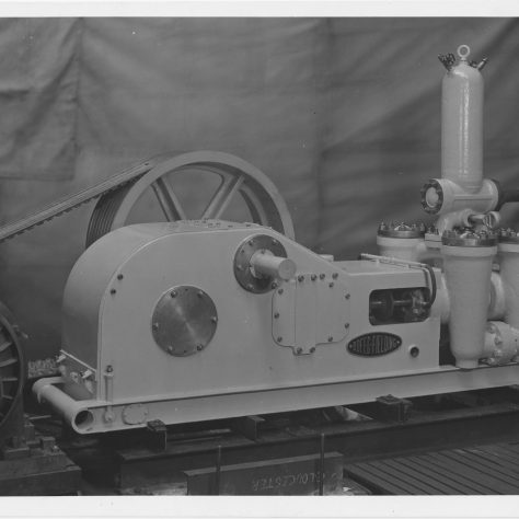 BOFEC Single Throw Pump   Fielding & Platt